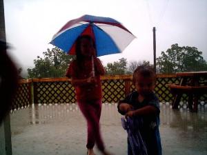 Rain Day Fun